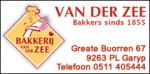 Bakkerij Van der Zee